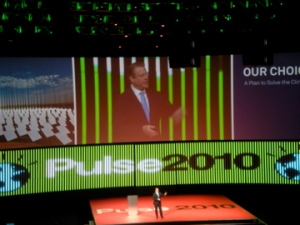 Al Gore Speaks at IBM Pulse Event