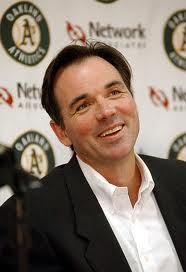 Billy Beane is a former Major League Baseball player and the current general manager and minority owner of the Oakland Athletics. He was the first  major league manager to put 'sabermetrics' into practice