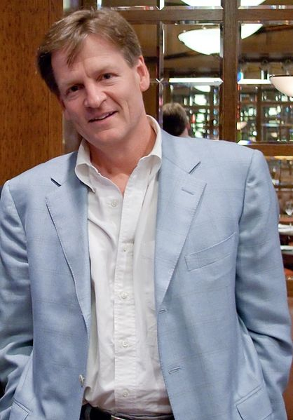 Michael Lewis, journalist and author of several best-selling books, including  Moneyball, his 2003 tome that revealed how a small market baseball team  could compete with the big teams by using empirical statistical data  from baseball to predict future player performance.