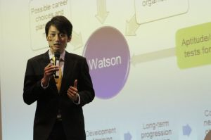 The Watson Case Competition at USC, the third in a series hosted by IBM, is the latest example of IBM's work with academia to advance interest among students in Science Technology Engineering and Math (STEM) curriculums that will lead to high-impact, high-value careers. The competition is in keeping with IBM's Academic Initiative which delivers course work, case studies and curricula to more than 6,000 universities and 30,000 faculty members worldwide to help students prepare for high-value future job opportunities.